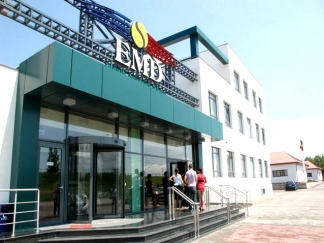 Hotel EMD Tennis Academy, spa resort