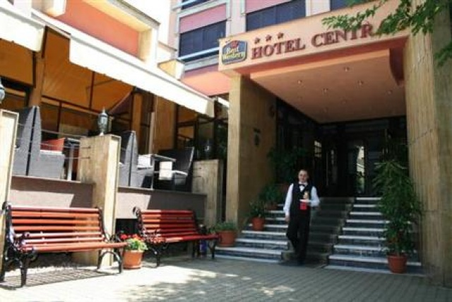 Hotel Best Western Central , spa resort