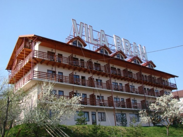 Hotel Complex Club Vila Bran, spa resort