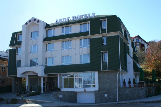 Hotel Andy, spa resort