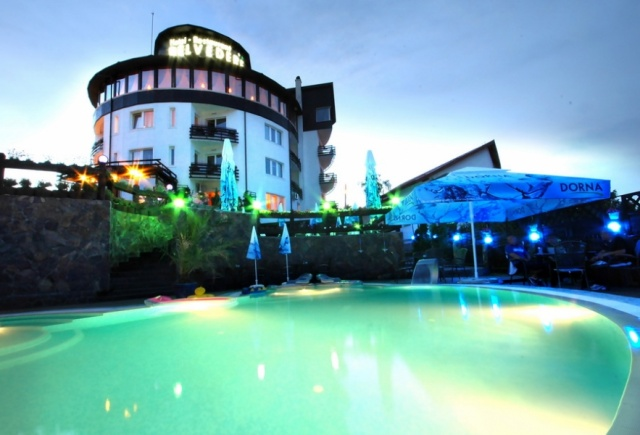 Hotel Belvedere, spa resort
