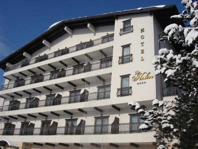 Hotel Helen, spa resort
