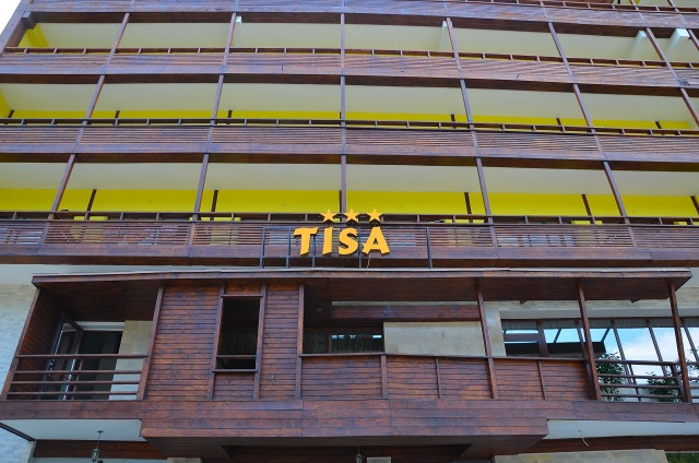 Hotel Tisa, spa resort