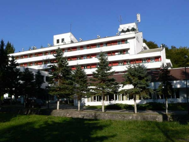 Hotel Moneasa, spa resort