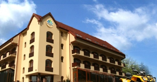 Hotel Lacul Ursu, spa resort