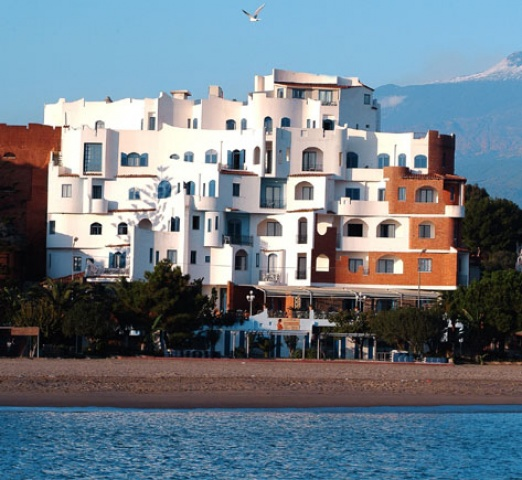 Hotel Sporting Baia, spa resort