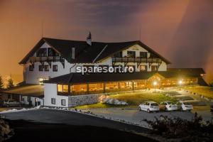 Hotel Complex turistic Cheile Gradistei Fundata, spa resort 1