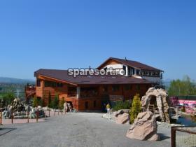 Hotel Complex Club Vila Bran, spa resort 4