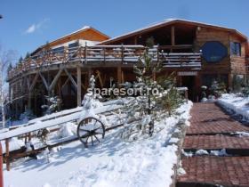 Hotel Complex Club Vila Bran, spa resort 6